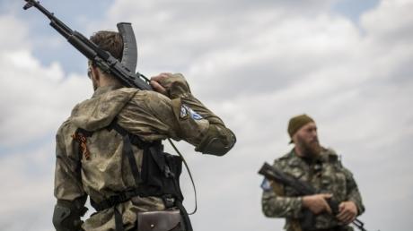 В Луганской области периодически вспыхивали перестрелки только в районе Бахмутки, - Москаль