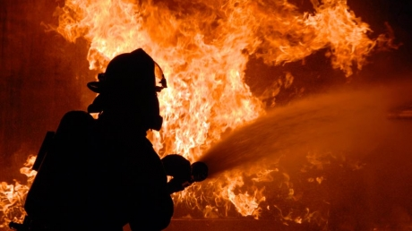 пожар, одесская область, дети, мчс, происшествия, украина