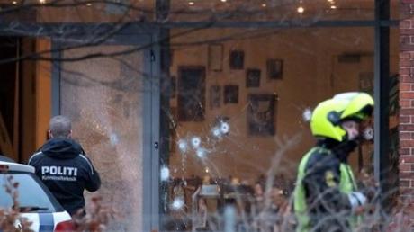 Полиция Копенгагена застрелила подозреваемого террориста, пустой город патрулируют вертолеты
