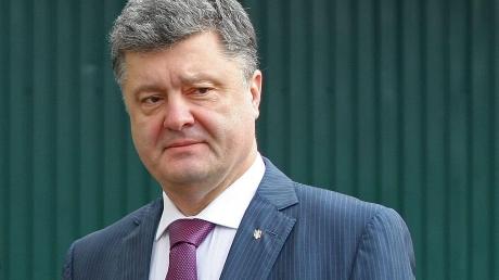 Петр Порошенко прибыл с рабочим визитом в ОАЭ