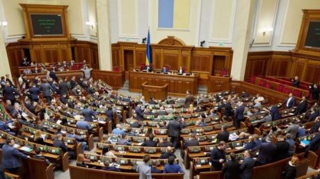 Рада одобрила рассмотрение законопроекта Бужанского о языках – оппозиционные нардепы негодуют