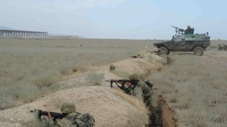 В непризнанной НКР отрицают потери в 70 человек, убитых в боях с азербайджанской армией