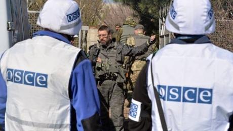 'Такой вопрос никем не обсуждается': Германия раскритиковала формат полицейской миссии в оккупированном Донбассе