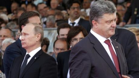 СМИ: Путин по итогам переговоров хочет федерализацию Украины и автономию Донбасса