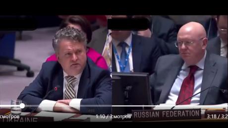 Представитель Украины в ООН после атаки россиян на Донбассе задал Небензе всего один вопрос: видео