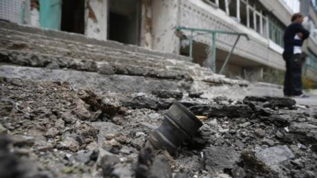 Боевики дважды обстреляли поселок Широкино под Мариуполем, - АТЦ