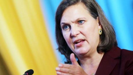 Нуланд: США и впредь будут обучать украинских пограничников