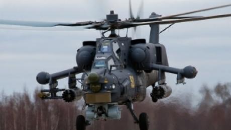 """Подробности крушения вертолета Ми-28H """"Ночной охотник"""" в Сирии: члены экипажа не выжили"""
