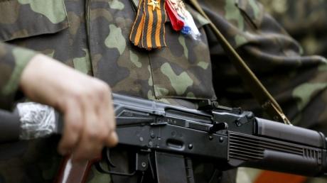 Украина, ЛНР, Луганщина, Луганск, новости, полиция, арест, экс-боевик, задержание, террорист, народный милиционер
