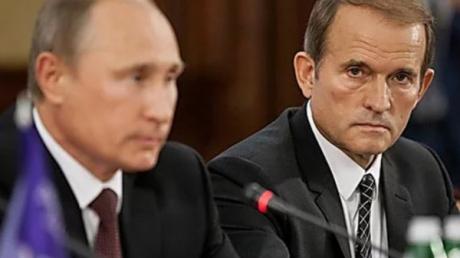 """""""Между нами, кумовьями"""", - Медведчук заявил, что благодаря его личным связям с Путиным удалось освободить почти полтысячи украинцев"""