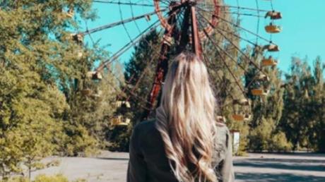 чернобыль, сериал, туризм, скандал, радиация, соцсети