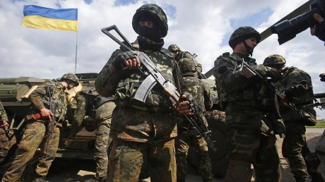 "Террористы ""ЛДНР"" наращивают интенсивность обстрелов: 72 атаки на бойцов АТО за сутки"