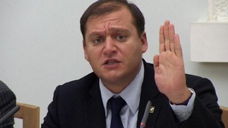 """""""Фамилия, которую озвучил генпрокурор, не моя"""", - одиозный Добкин начал нести бред в ответ на попытку Луценко лишить его неприкосновенности (кадры)"""