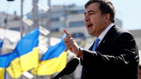Саакашвили об отставке Арсения Яценюка: наша борьба принесла результат, однако оснований для тревоги у меня более чем достаточно
