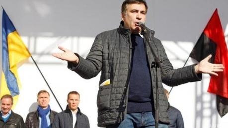 """""""Эти фантазии для должностного лица, особенно для Генерального прокурора, очень пагубная черта"""", - Саакашвили жестко ответил Луценко по поводу своей """"депортации"""""""