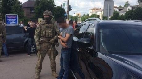 СБУ задержала бандитов, планировавших взорвать стратегический объект