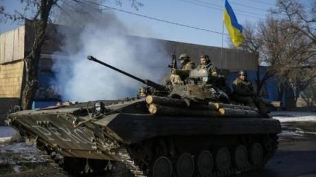 "Семенченко: силовики предотвратили образование ""котла"" под Дебальцево"