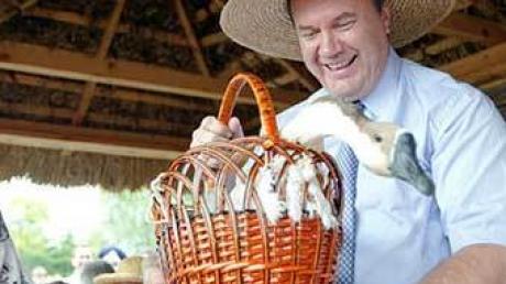 """Янукович мечтал увидеть Украину """"богатой и красивой, как Колумбия"""" - Черновецкий"""