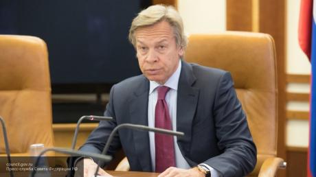 Ответ Украины на российскую оккупацию разозлил Москву: Пушков не выдержал и психанул