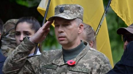новости, Порошенко, ООС, новый командующий, имя, Александр Сирский, замена, Сергей Наев