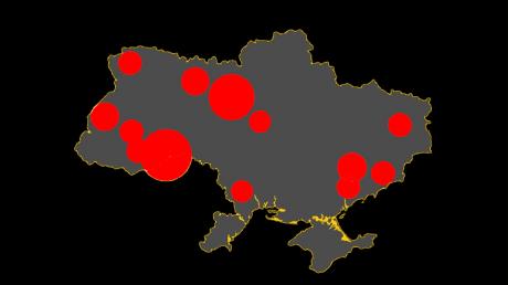 В Украине 43 новых случая коронавируса за сутки - число заболевших резко подскочило
