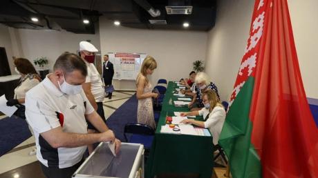 Выборы главы Беларуси: опубликованы итоговые данные голосования по Минску