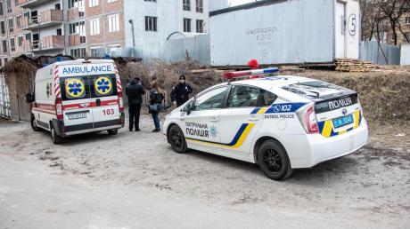 Киев, Украины, убийство, криминал, видео медуниверситет