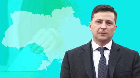Зеленский прояснил, как изменятся минские переговоры из-за протестов в Беларуси