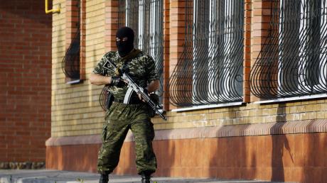 Денис Казанский, блогер, Горловка, кафе, заведение, террористы, меню, бизнес