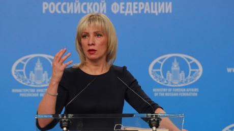 Захарова ответила на публичный отказ позвать Путина на годовщину Второй мировой: Москву трясет от злости
