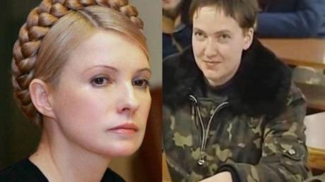 """Сенсационное заявление Тимошенко: """"Путин согласился отдать Савченко. Меркель и Обама его уговорили"""""""