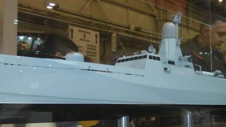 Мощный ракетный катер для ВМС Украины: внешний вид потрясает своей красотой и практичностью