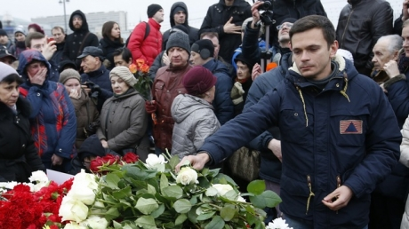 """Друг Немцова назвал убийство политика """"черной меткой"""" российскому обществу"""
