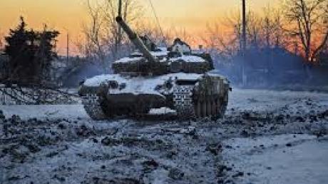 """""""Азов"""": в Широкино идет танковый бой"""