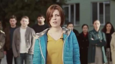 Студенты Грузии поддержали Украину видеообращением
