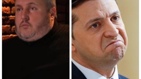 Стали известны новые подробности конфликта между Зеленским и майором ВСУ Ковалевым