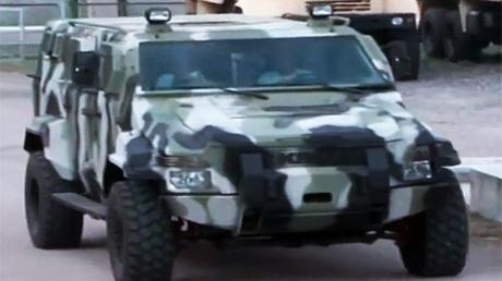 Азов, АТО, восток Украины, бронеавтомобиль, спартан, военная техника, МВД, Донбасс