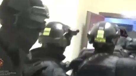 Москва, Россия, правый сектор, задержание, арест, ФСБ, Украина