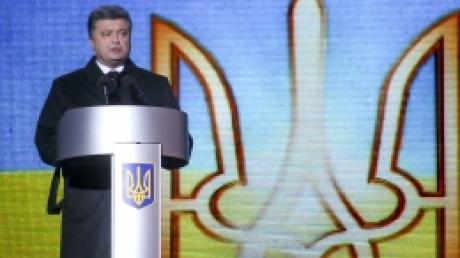 Порошенко: Революция Достоинства - это первая битва в борьбе за независимость
