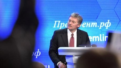 """""""Нас там нет"""", - рупор Кремля Песков выдал очередную банальность в ответ на инициативу Турчинова закончить АТО на Донбассе"""