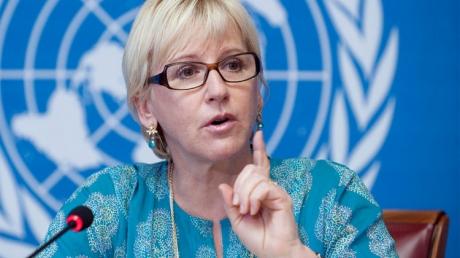 МИД Швеции: если переговоры по Украине будут провалены, ЕС должен ввести новые санкции в отношении России