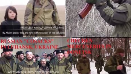 """Новый хит YouTube: """"шахтеры и трактористы"""", которые воюют в Донбассе, оказались гражданами РФ из Якутии"""
