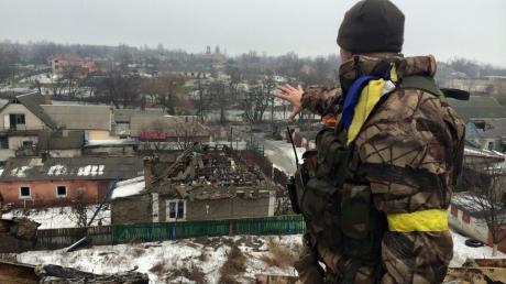Боевики час обстреливали Пески из стрелкового оружия, - АТЦ
