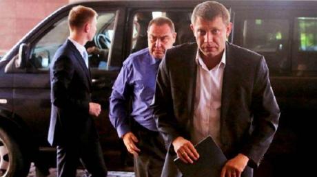 Сурков на веревочке приводил на прием к Путину Захарченко и Плотницкого в конце 2014 года – Стрелков