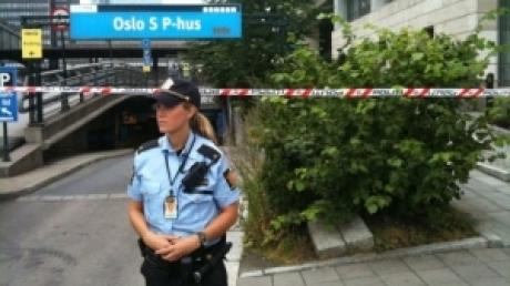 Норвегия, Осло, взрывчатка, Россия