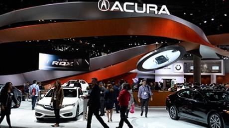 Японский бренд Acura, являющийся премиальным подразделением компании Honda, покидает российский рынок