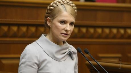 """Разоблачение """"договорняка"""" экс-регионалов и Гройсмана: Тимошенко требует обнародовать подписи членов новой коалиции"""