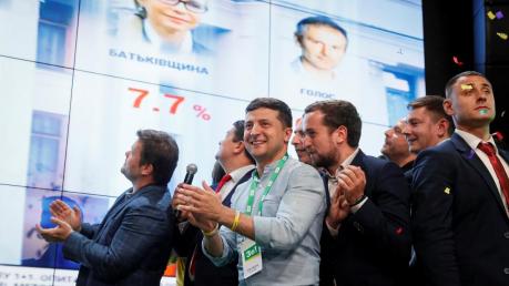 Украина, Выборы, Политика, Слуга народа, Рекорд.