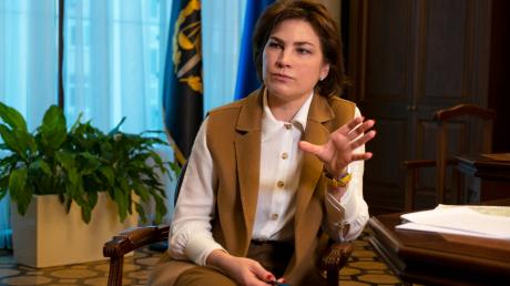 Генпрокурор Венедиктова призналась, кто предлагал ей назначать заместителей
