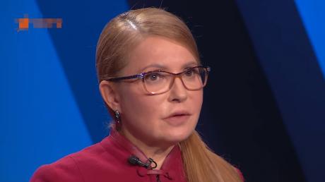 Тимошенко призналась, как проталкивала своих людей в команду Зеленскому